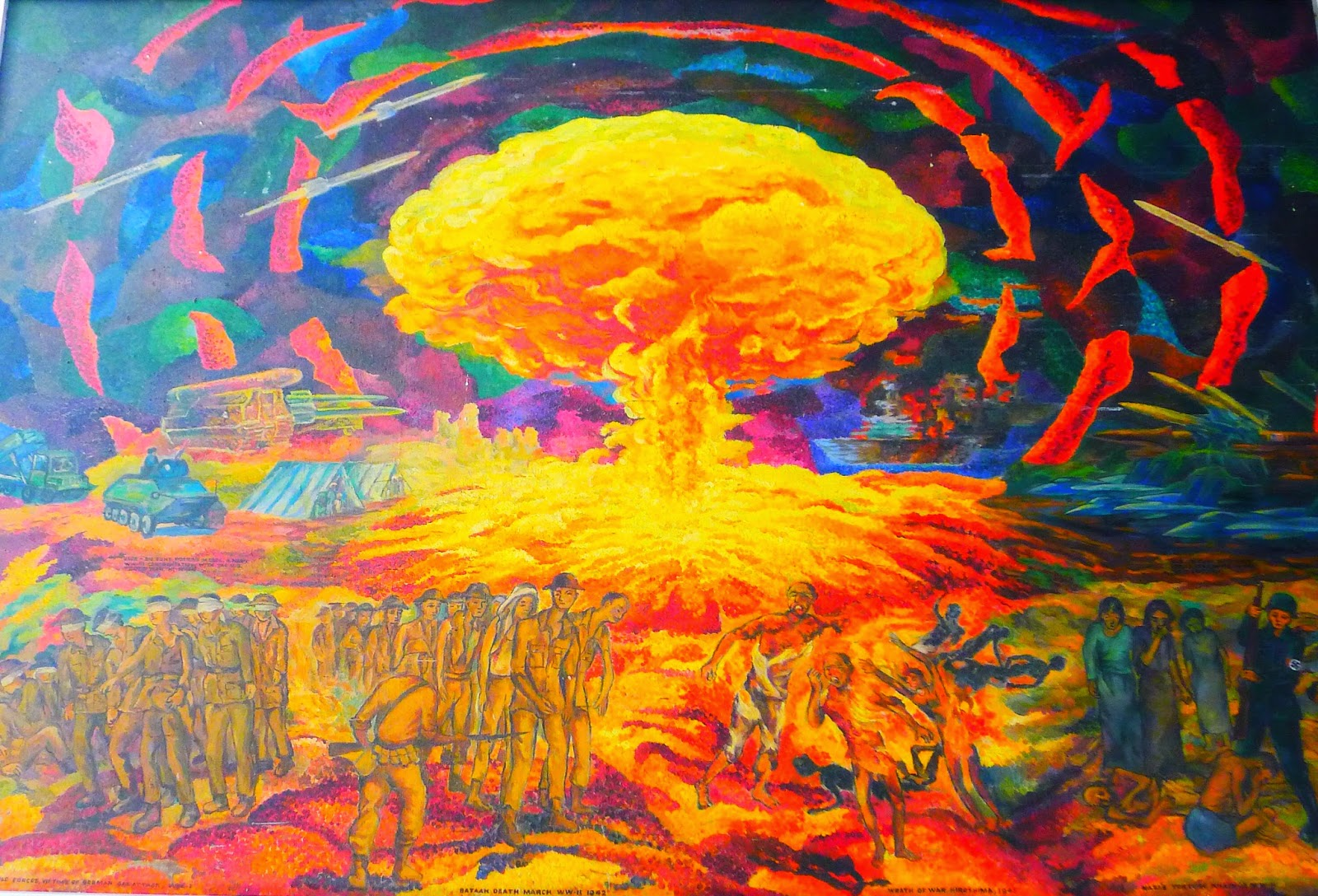 Atomic Bomb Japan