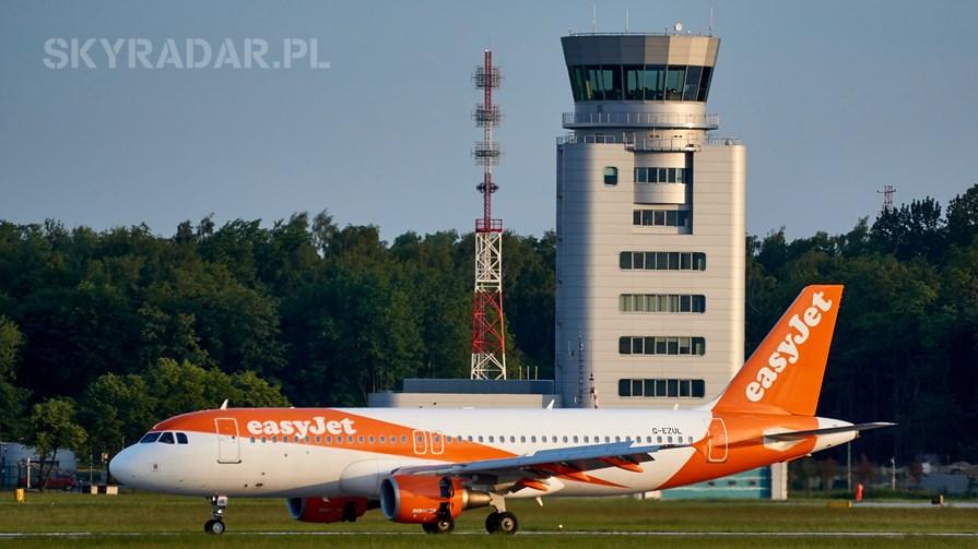 Nowa wieża kontroli lotów Kraków-Balice