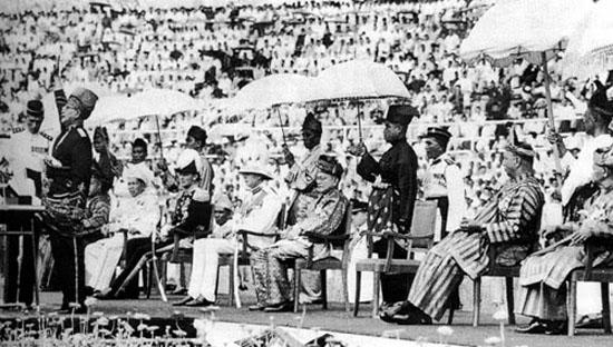Pengisytiharan Kemerdekaan Malaya 1957