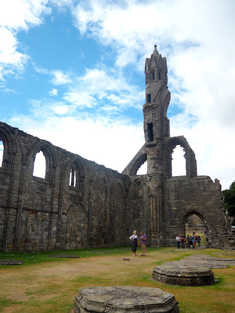Cathedral, St Andrews, Fife, Scotland