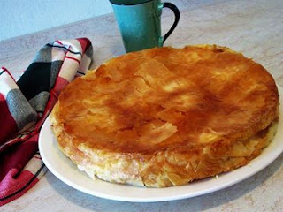 How to make a cheese pie