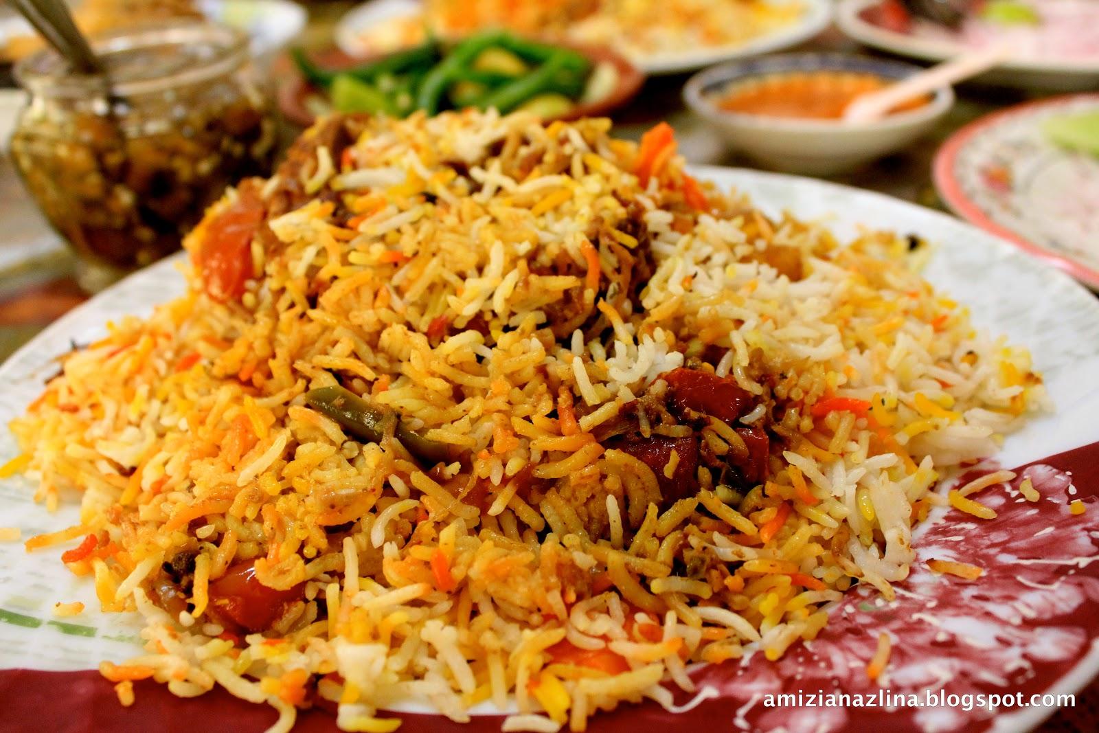 Truly Amy: Zanzibari Food In Oman. Don't Just Eat It; Know It!
