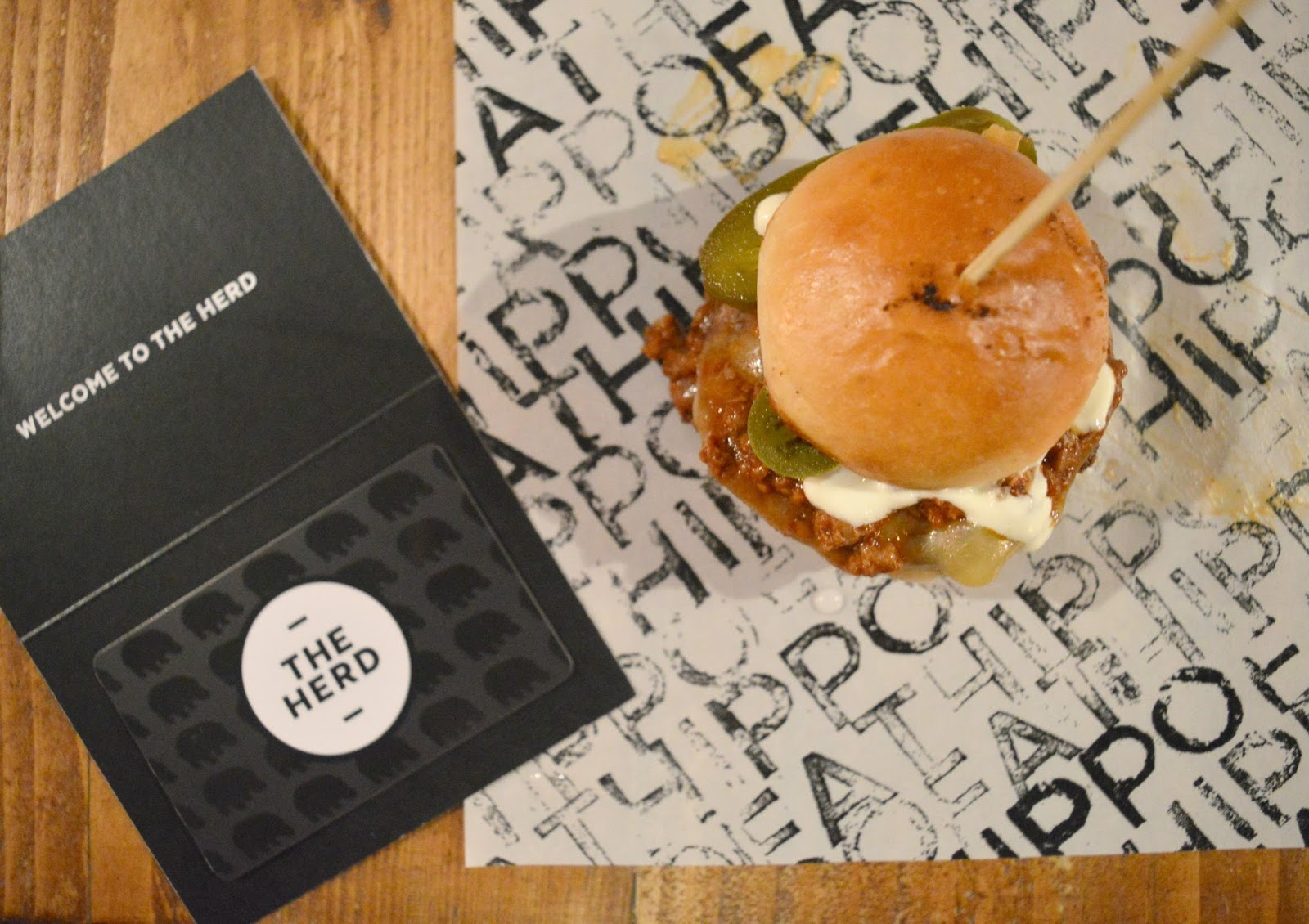 Fat Hippo Loyalty Card - Join the Herd!