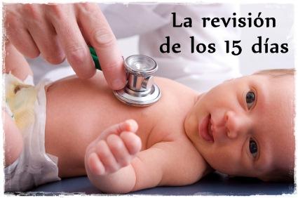 121f70dfbb9 Qué esperar en la revisión de los 15 días del recién nacido