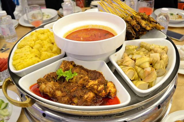 Hidangan daripada Felda D'Saji