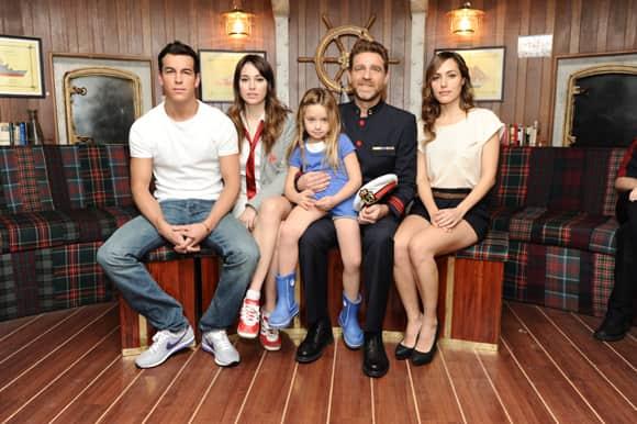 El barco serie de tv