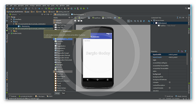 Android RadioButton Example