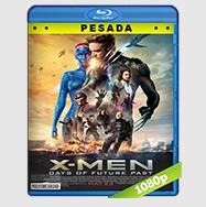 X-Men Dias Del Pasado Futuro Rogue Cut (2014) HD BrRip 1080p (PESADA) Audio Dual LAT-ING