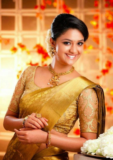 Keerthi Suresh Latest Cute Images Hd - Images-4082