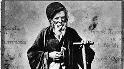 ια αυτόν τον μοναχό είχε κάνει πρόταση ο Χριστόδουλος να αγιοποιηθεί. (ΕΙΚΟΝΕΣ)