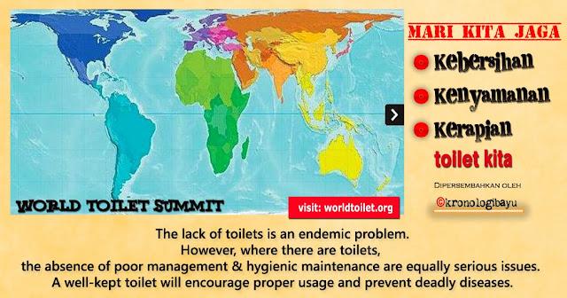 pertemuan toilet tingkat dunia, world toilet summit di surakarta