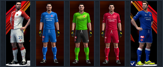 PES 2013 SK Slavia Prague kit 2016-17 By Radymir