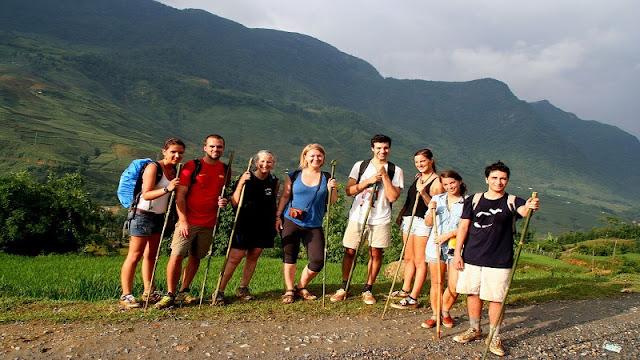 Conquer the most beautiful trekking roads in Vietnam 7