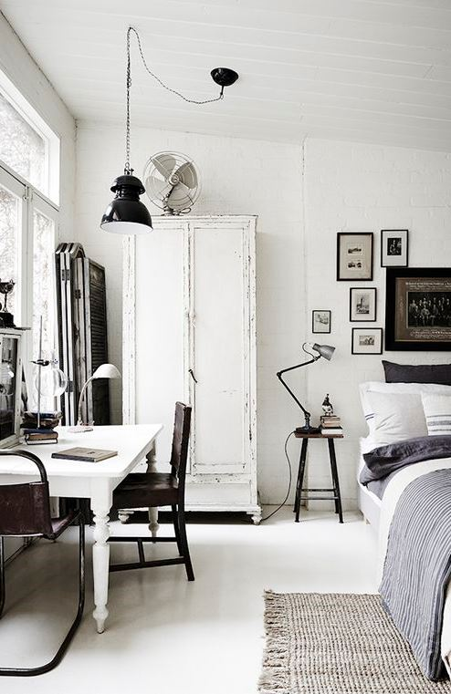 The White Room – vintage and rustic interiors