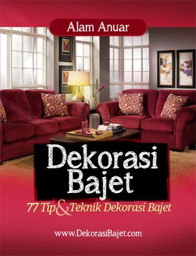 Ebook Malaysia - Tip dan Teknik Dekorasi Bajet