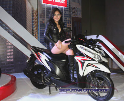 cara merawat motor matic vario techno 125