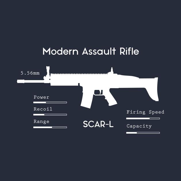 بندقية Scar-L