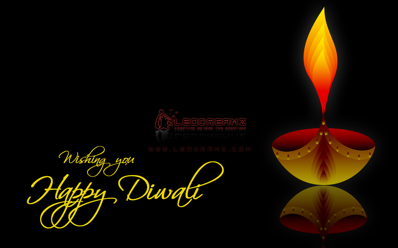 Happy Diwali And New Year Wallpapers: Diwali Greetings Cards 01