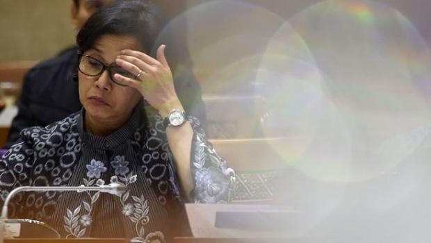 Utang Jatuh Tempo di 2019 Rp 409 T, Sri Mulyani: Agak Berat