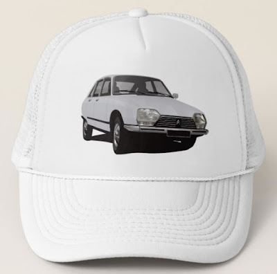 Citroën GS lippis