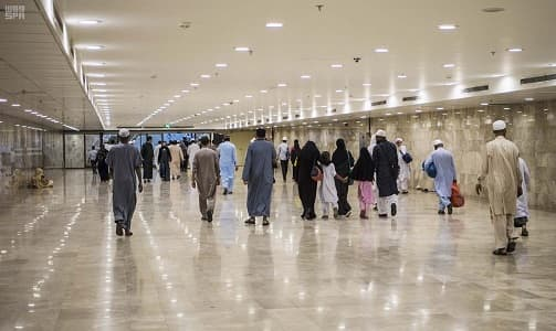 4 NEW TUNNELS IN MADINA FOR THE SAFETY OF PILGRIMS