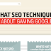 [Infographic] White Hat SEO Technique