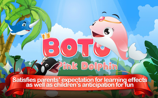 Boto the Pink Dolphin (Android)