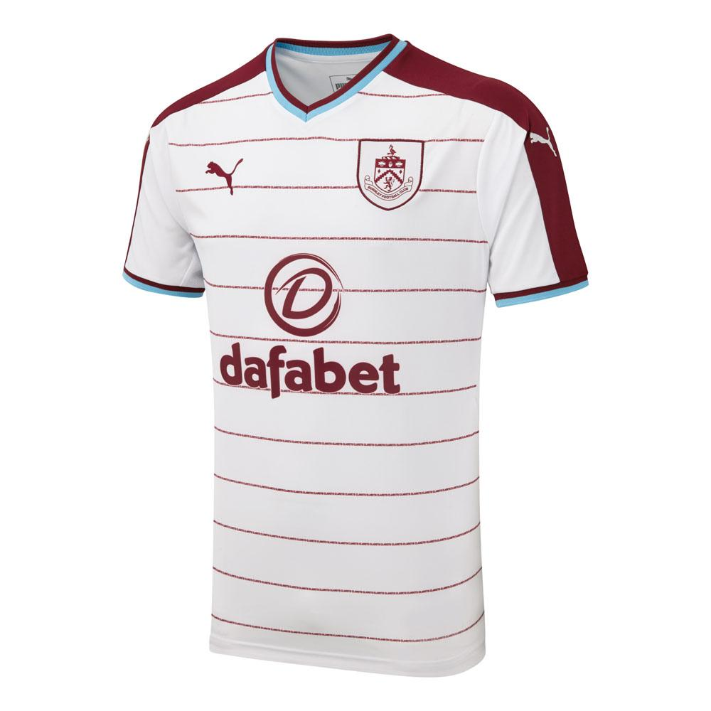 Burnley 17-18 Away Kit Revealed - Footy Headlines