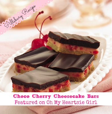 http://ohmyheartsiegirl.com/choco-cherry-cheesecake-bars-recipe-from-pillsbury-com/