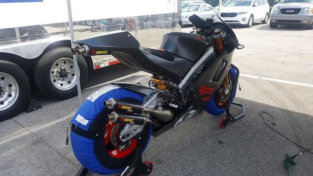 Suter MMX 500 Race Motorcycle 2 Stroke