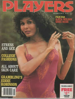 Ajita Wilson Transsexual Model Magazine Cover
