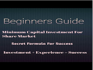How to Invest In Stocks | Minimum Capital Investment For Share Market| Secret of Share Market