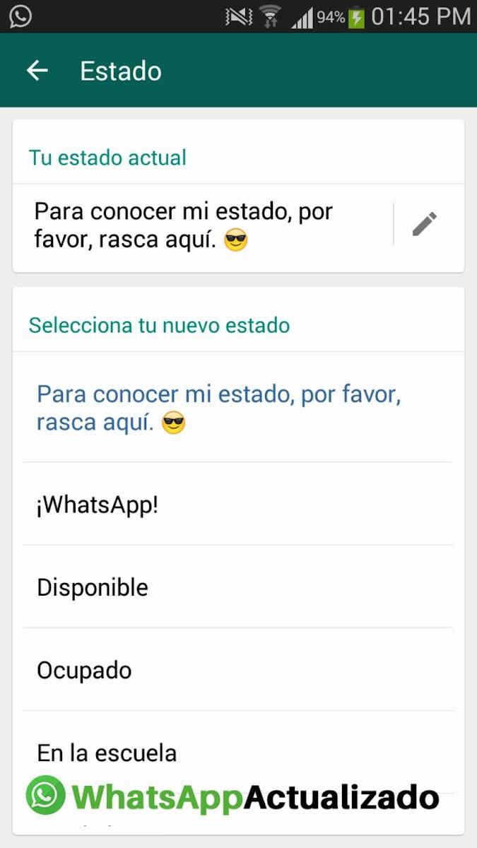 Frases Para Poner En El Estado De Whatsapp
