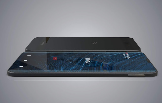 Blackberry XL | Ultra Infinity Curved Display Smartphone