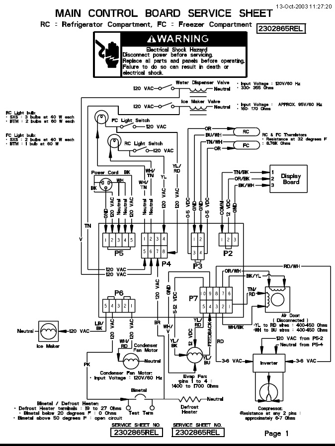 hussmann rack wiring diagram