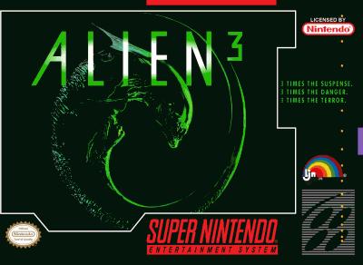 Rom de Alien 3 em Português - Super Nintendo Download