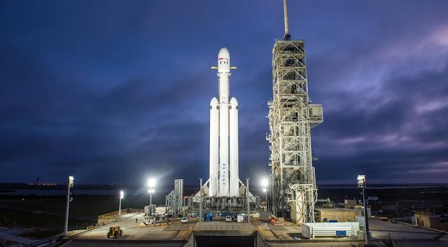 spacex cohete