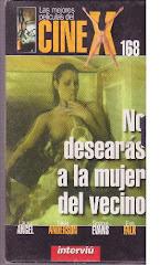 No desearás a la mujer del vecino xXx (2012)