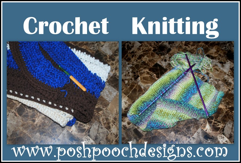 Knitting Or Crochet Better : Posh pooch designs dog clothes live video chat yarn