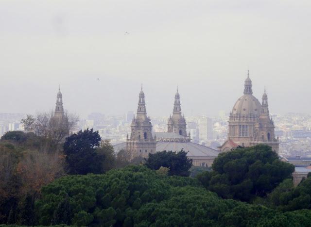 Barcelona copyright Deborah Cater