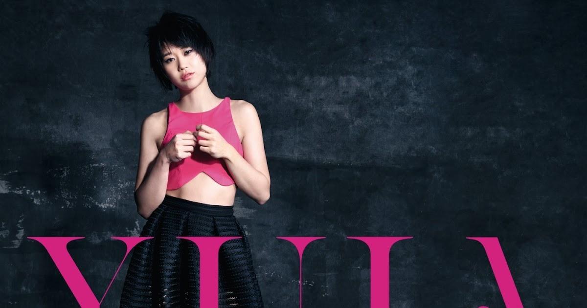 Music is the key: Yuja Wang RAVEL