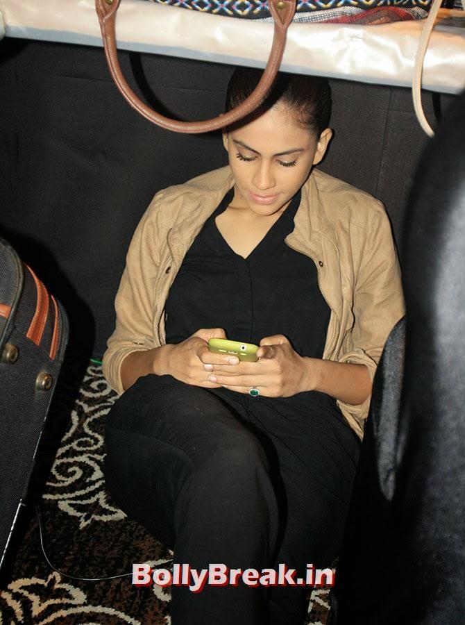 Jyotpriya Sud, Hot Models Backstage Pics - Lakme India Fashion Week