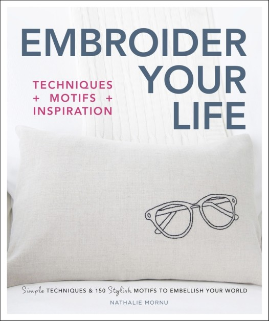 embroider your life book