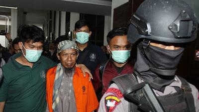 Rekaman Negosiasi Aman Abdurrahman & Wakil Tahanan Mako Brimob