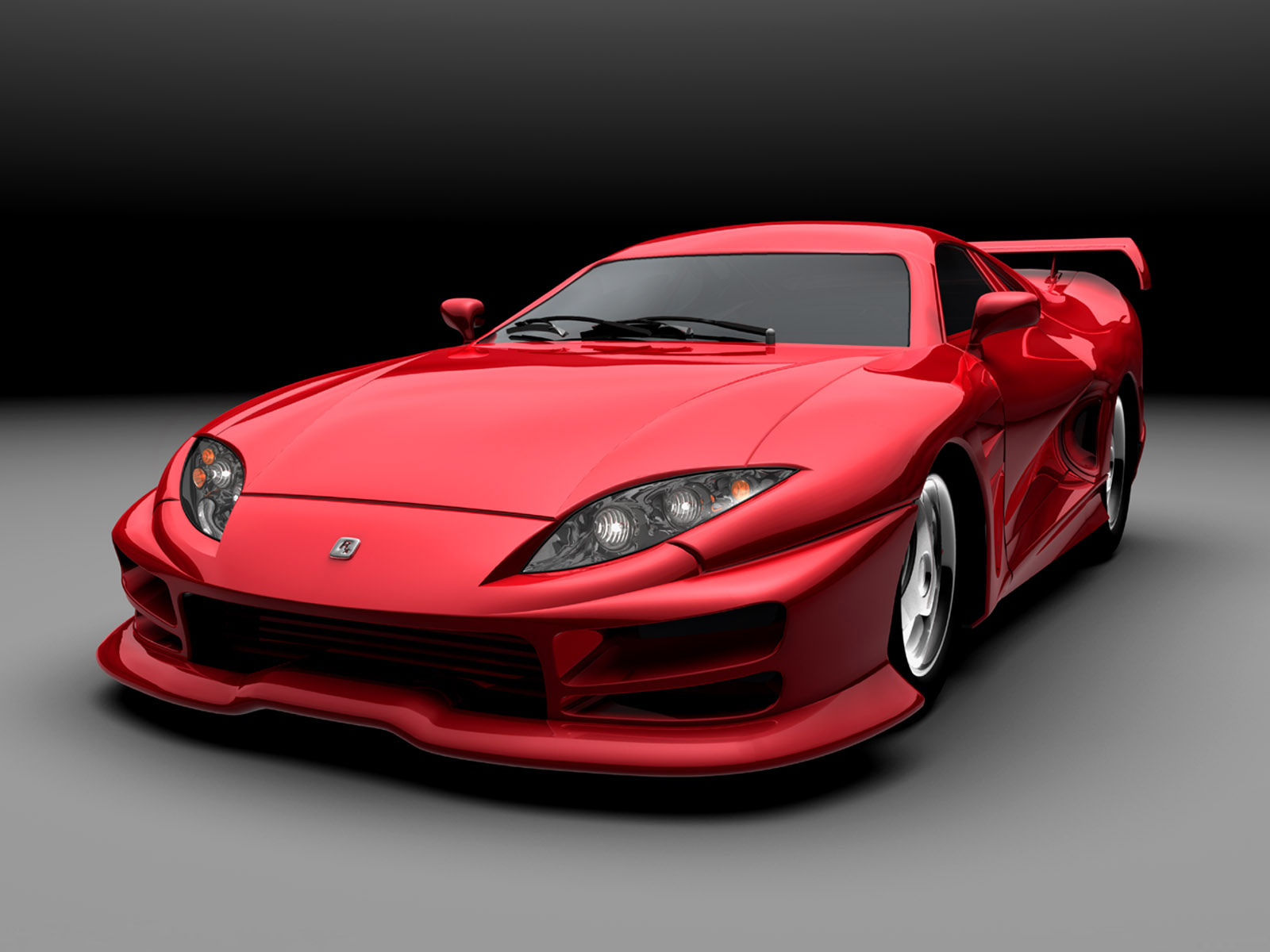 red sports car angle wallpapers 12040 1600x1200 Hd Exotic Car Wallpapers