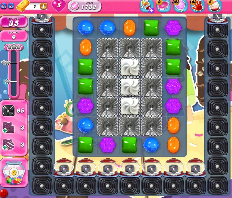 Candy Crush Saga 1732