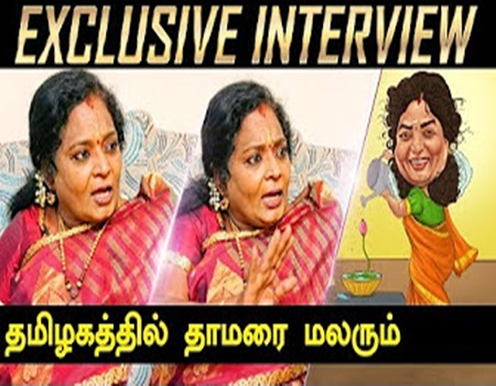 We don't have any 'Sleeper Cells' in BJP! | Tamilisai Exlcusive Interview