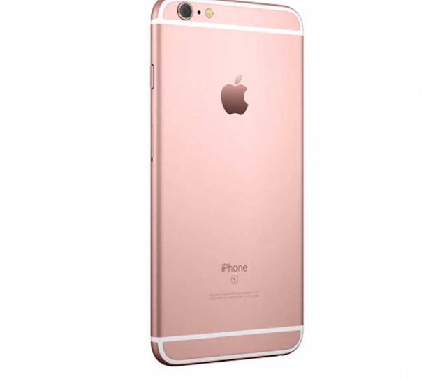 Iphone 6s Plus Rose Gold 3