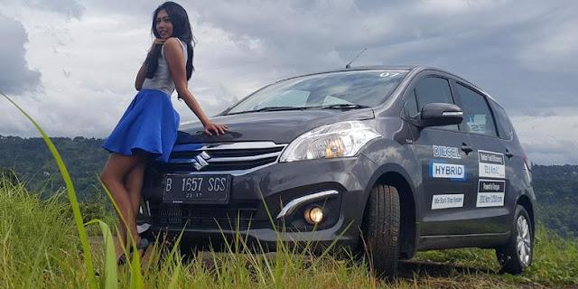 Spesifikasi dan Harga Suzuki ERTIGA Diesel
