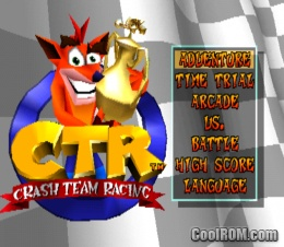 Cheat CTR PS 1